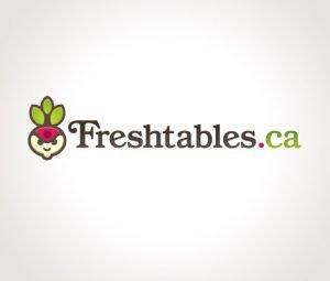 Freshtables Logo Design