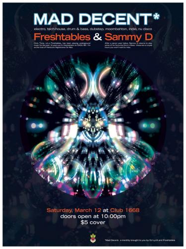 Mad Decent: Freshtables & Sammy D